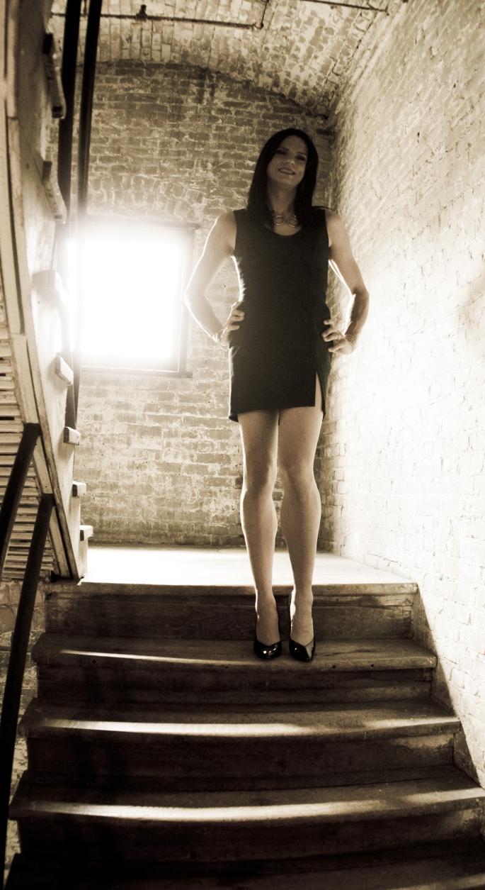 slit dress 1