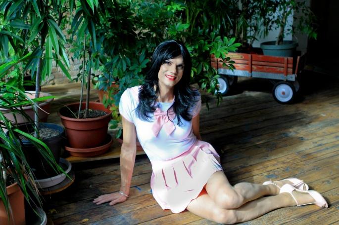 pink skirt 4