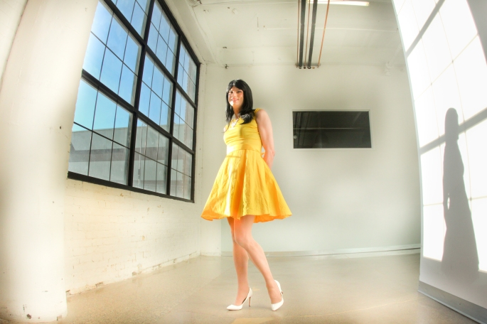 Yellow Dress 1