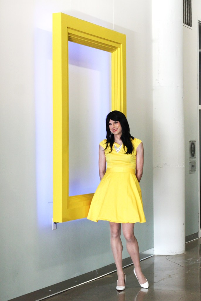 Yellow Dress 3