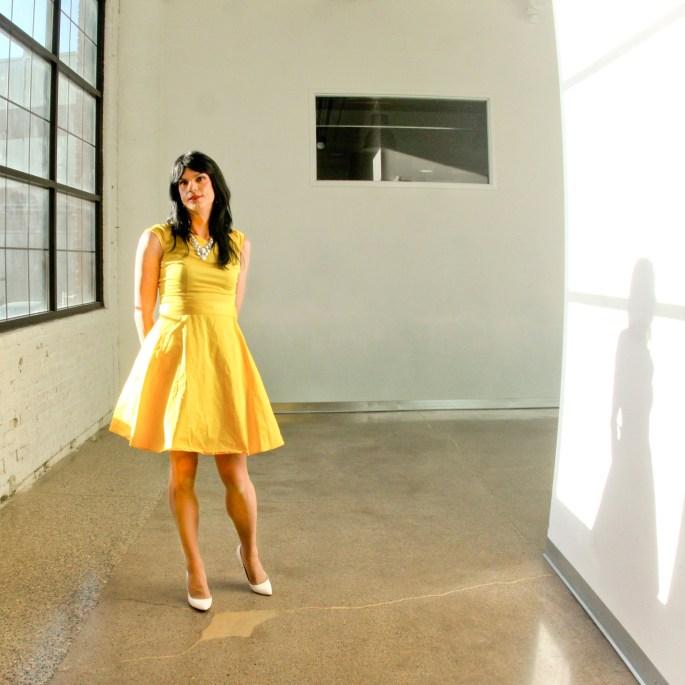 Yellow Dress 5